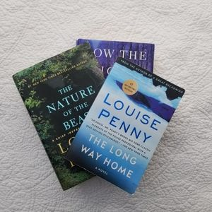 Set of Louise Penny Books